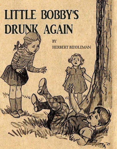 juvenile morality tale