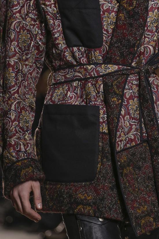 Dries Van Noten Menswear A/W 2013