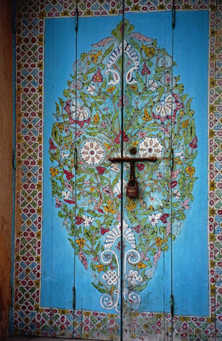 beautiful door..