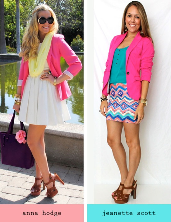 love both outfits!