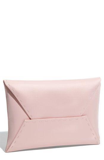 $37 Hinge Fabric Envelope Clutch
