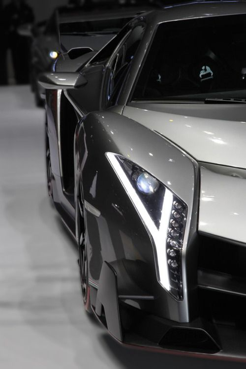 Cool Lamborghini Veneno Closeup - see more cool pics like this via carhoots.com. Sign up today!