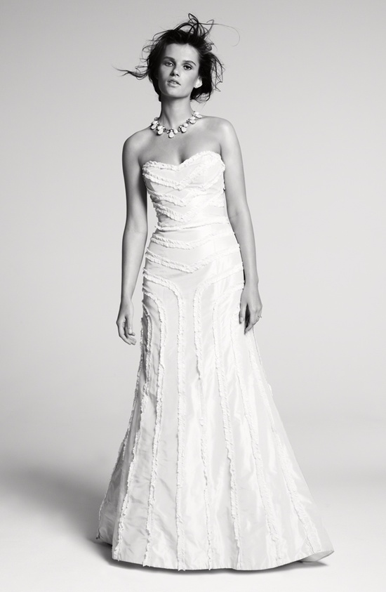 "Anne Barge ""Tyler"" gown at Nordstrom #wedding #nordstromweddings"