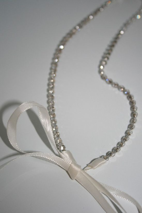 Rhinestone Headband bridal wedding headband bridal by BrassLotus, $24.95