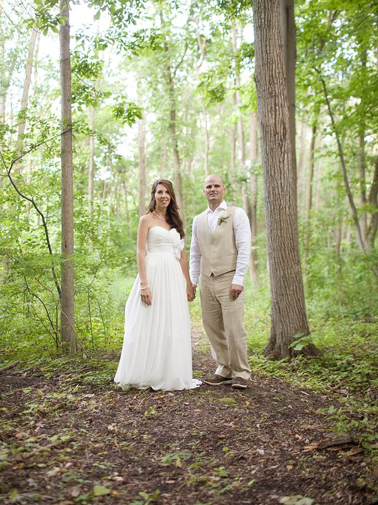 wedding #love #portraits #wedding #photography #woods