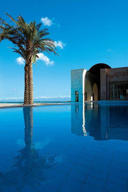Blue Palace Resort & Spa, Crete, Greece!