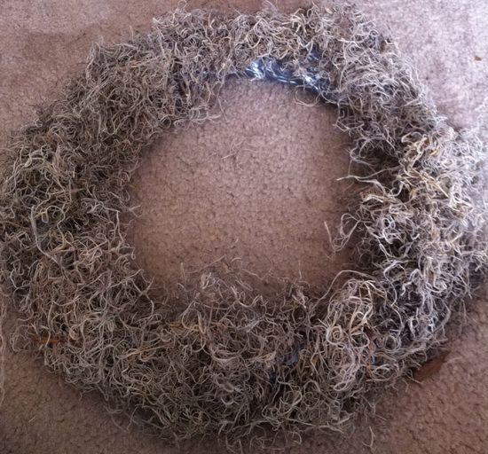Do It Yourself Fall Wreath - Make your wreath base