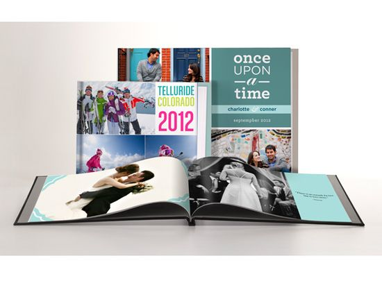 "MyPublisher Photo Books: Most photo books are corny and too close to clip art. That's why we like MyPublisher, which offers a sleek ""plain photos"" layout respectable for any modern couple's living room."