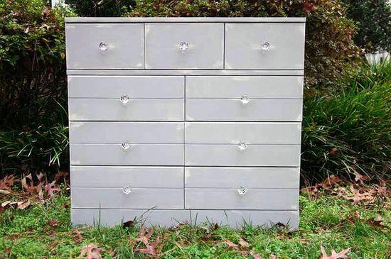 antique shabby chic dresser white distre - myshabbychicdecor... - #shabby chic #home decor #design #ideas #wedding #living room #bedroom #bathroom #kithcen #shabby chic furniture