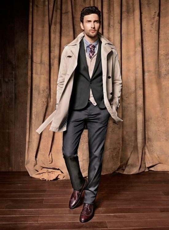 Noah Mills & Brad Kroenig by Hunter #men #fashion #mensfashion #man #outfit #fashion #style #mensfashion #inspiration #handsome #dapper