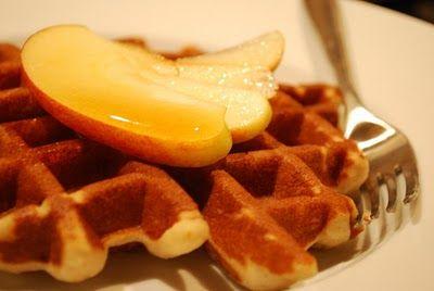 Jen's Gone Paleo: Paleo Waffles