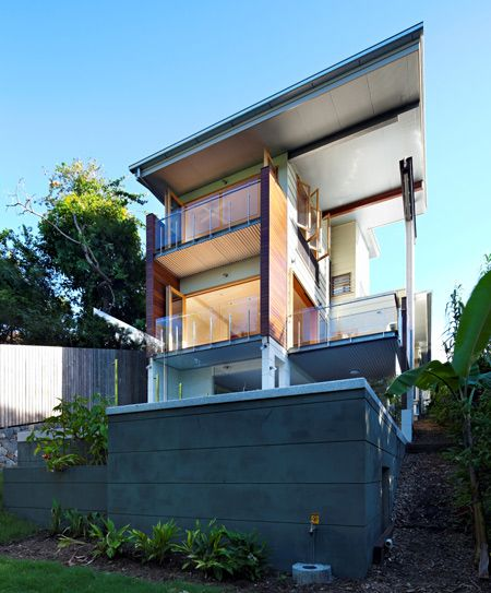 Hill End Ecohouse by Riddel Architecture #architecture