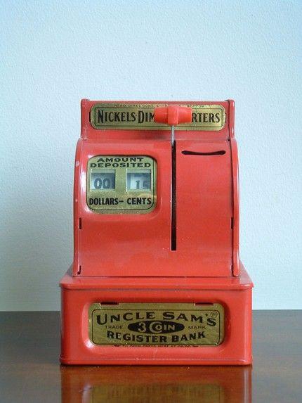 vintage registers