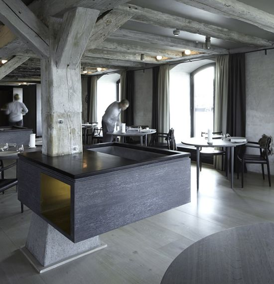 Noma Redesign by Space Architecture & Interior Design