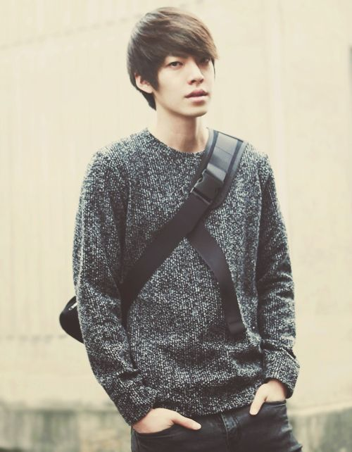 Kim Woo Bin #korean #actor #kfashion