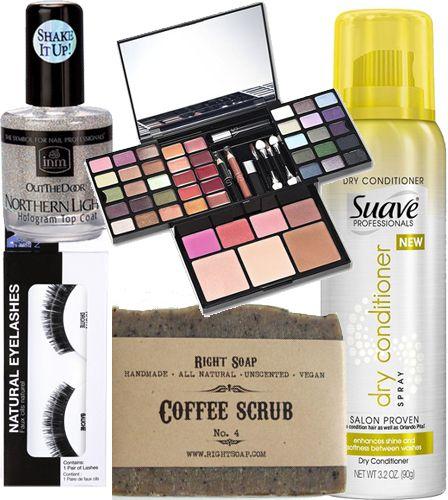 Super fun products, all under $10 bucks! #beauty #makeup #nails #hair #body #beauty #shampoo #eyes #makeup