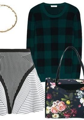 Outfits that prove you CAN wear mini skirts to work