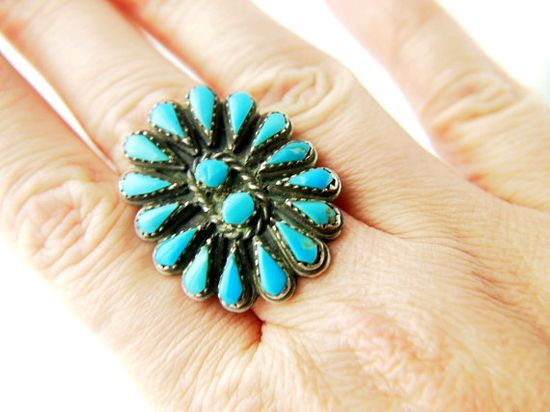 turquoise #Turquoise #jewelry #Ring