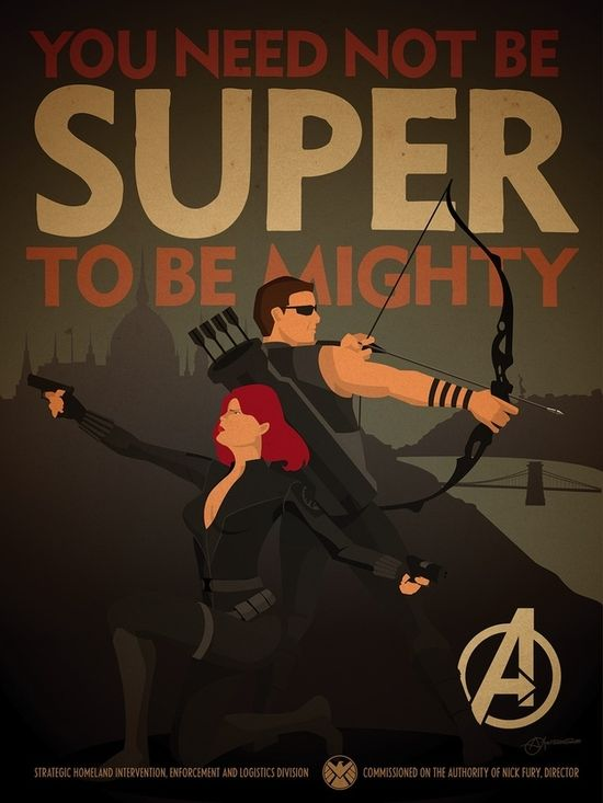 5 Avengers Propaganda Posters That Will Accidentally Recruit You