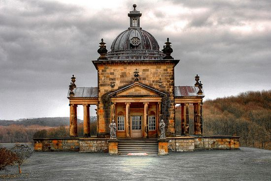 Temple of the winds ,Castle Howard