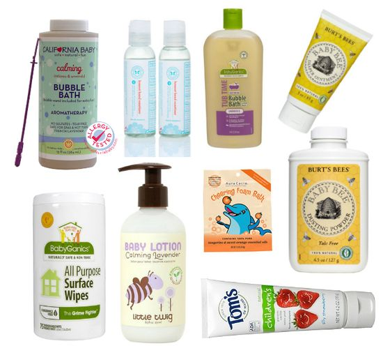 WhatWouldGwynethDo- my fave green baby products