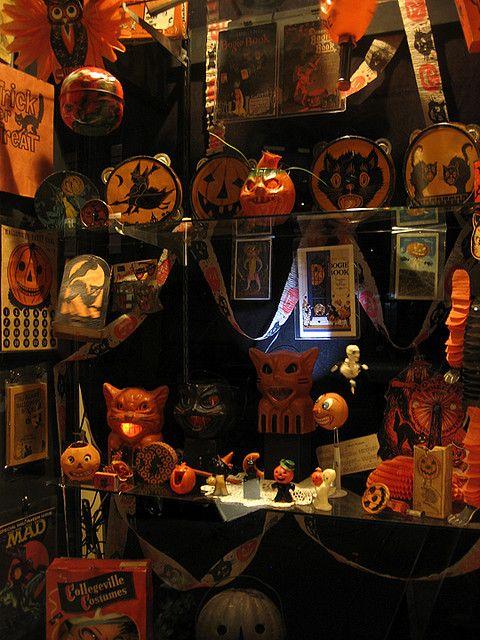 Vintage Halloween...love this!  #halloween