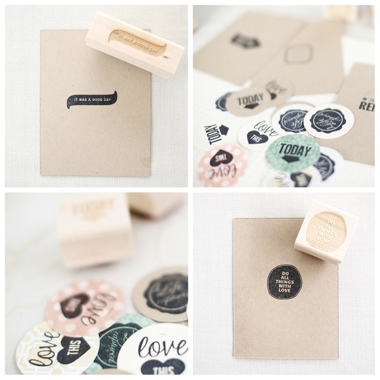 free printables: project life cards » blinks.of.life