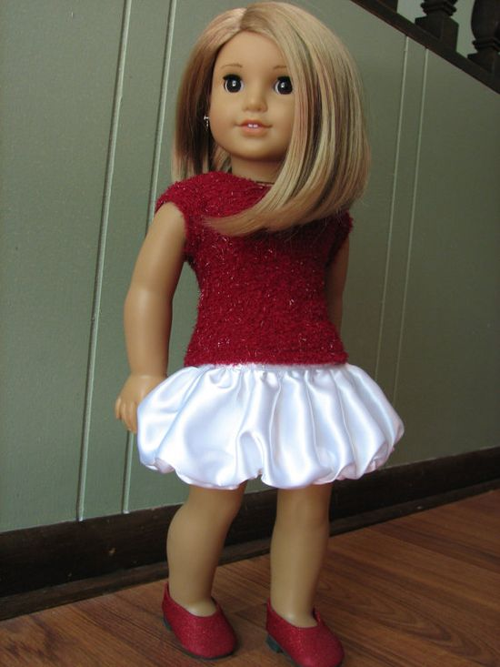 American Girl Doll Clothes / 18 Doll Clothes  by MadiGraceDesigns, $20.00