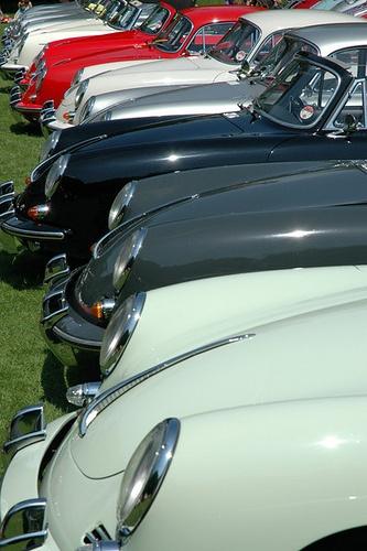 Porsche 356 Mix