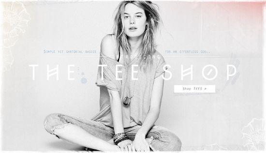 TEE SHOP BRANDING - Kellyn Walker // Graphic Designer