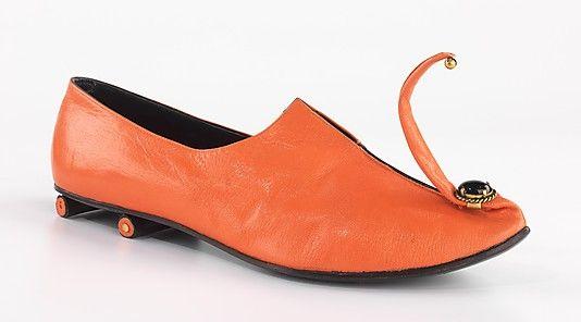 Dal Co' Italian leather shoes 1958