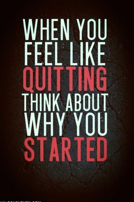 #BiggestLoser Motivation!