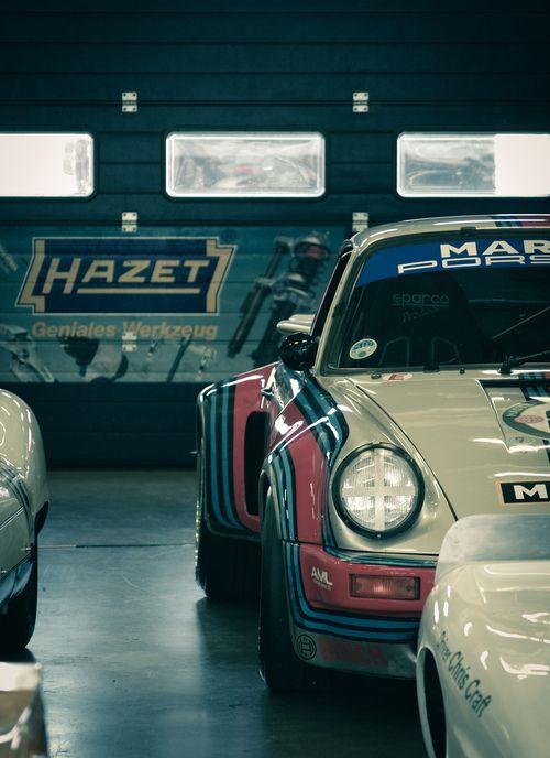 Porsche et Hazet