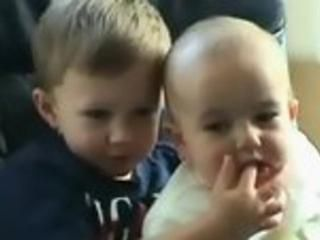 Top 10 Funny Baby Videos via DailyMotion