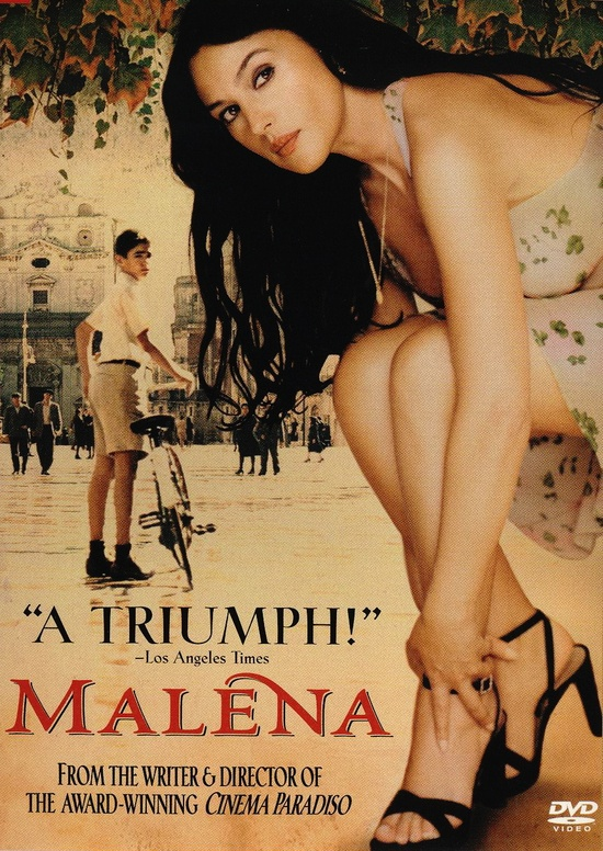 Such a beautiful Italian movie, I love foreign films, believe it or not.