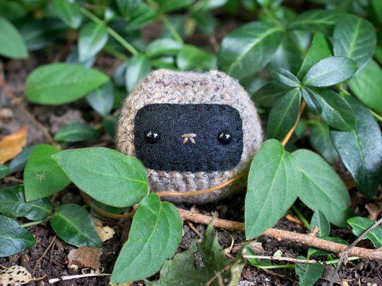 Cute little stuffed animal