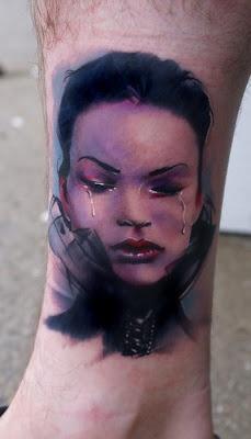 cool #portrait #tattoo