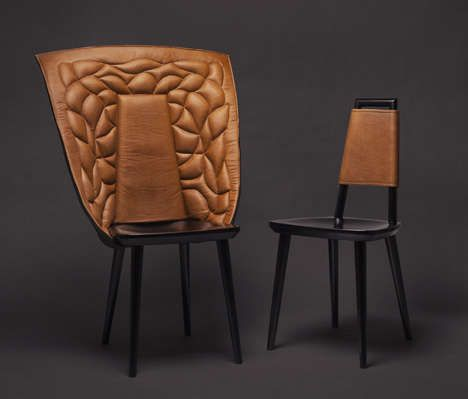 The F-A-B Convertible Chair Creates a Personalized Space #customizable #furniture trendhunter.com