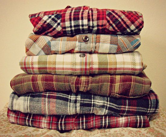 SALE  Mystery Flannel Shirt by GypsiiThrift on Etsy, $8.99