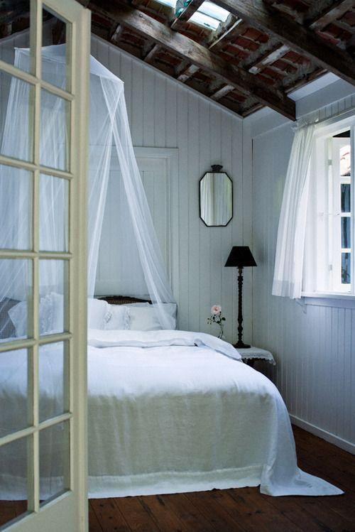 beautiful, restful bedroom