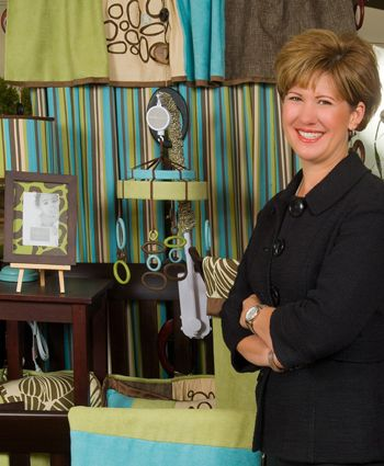 Alumna builds baby products business