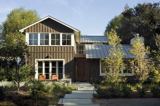 eclectic exterior by Arcanum Architecture