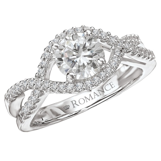 Diamond Ring   Romance Collection