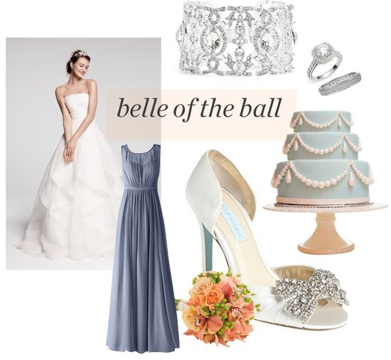 Belle of the Ball - a fairy-tale wedding for the romantic at heart!