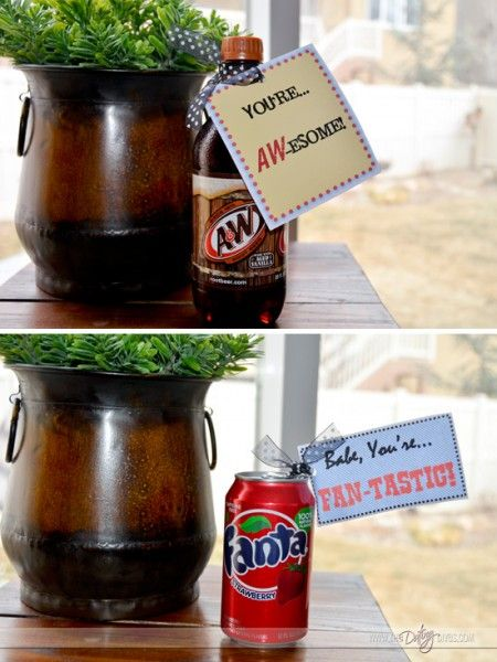 Free printable soda pop printables!!