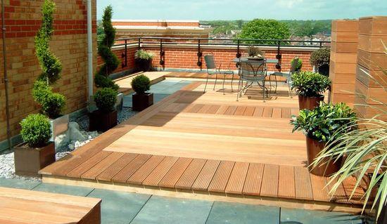 Modern Garden Design  - mostbeautifulgard...