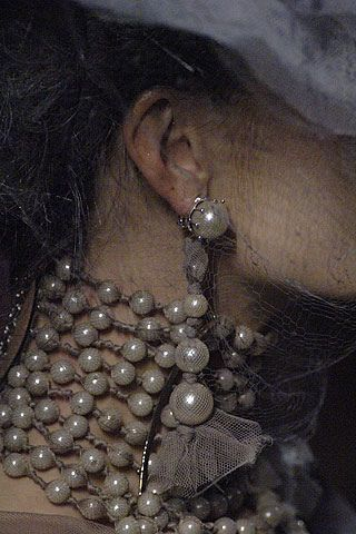 One can never have too many pearls
