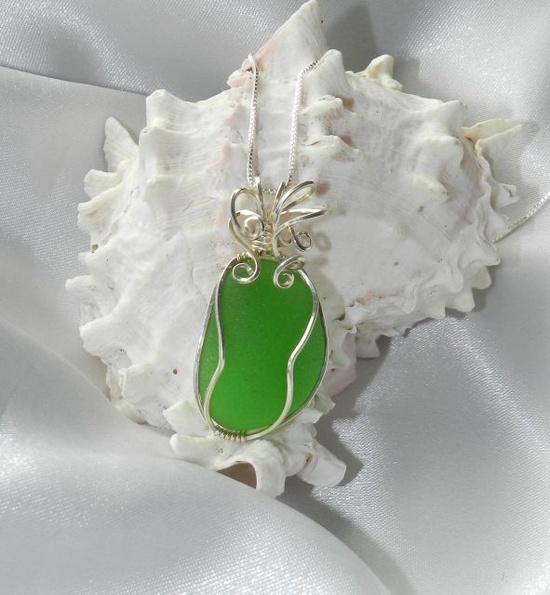 sea glass jewelry www.arisanseaglas...