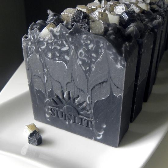 Black Tie Artisan Soap