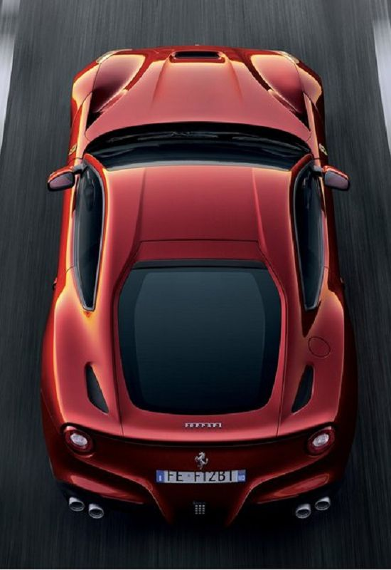 Ferrari Berlinetta #car #design #italy #style #red